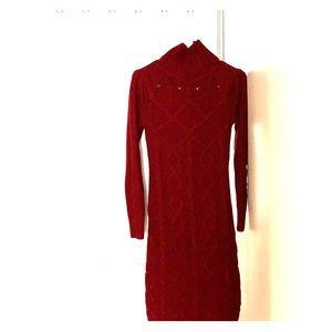 997893a7dd Women s Victoria Secret Cable Knit Sweater Dress on Poshmark